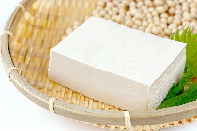 大豆と豆腐
